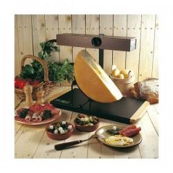 Appareil à raclette traditionnel - 1/2 meule - BRON COUCKE - Raclette / Pierrade - DE-667741