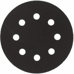 Patin perforé auto-agrippant 8 trous - ⌀ 125 mm - SCID - Disque - BR-044759