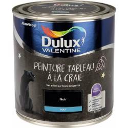 Peinture tableau à la craie - Noir - 500 ml - DULUX - Peintures - BR-770078