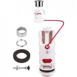 Mécanisme chasse d'eau - Dual 6 - Double débit - DUBOURGEL - Mécanisme de chasse - SI-163031