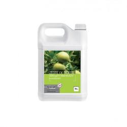 Nettoyant sol désinfectant parfumant Zeste de Soleil 5L - Brioxol - Hygiène de la maison - B90040AG