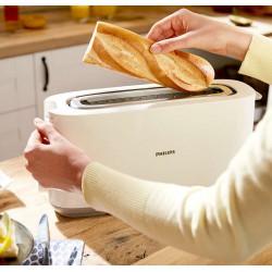Grille pain avec fente longue - HD2590 - Blanc - PHILIPS - Grille pain - DE-211201