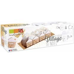 Kit moule bûche - Village de Noël - SCRAPCOOKING - Moules - DE-326835