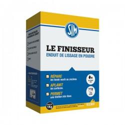 Enduit de lissage intérieur en poudre - Le Finisseur - 1 Kg - SIM - Enduit de lissage - DE-249698