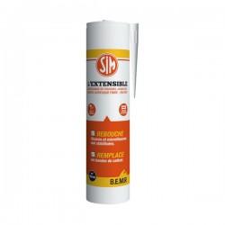Enduit de rebouchage et de réparation extérieur - L'Extensible - 310 ml - SIM - Enduit de rebouchage - DE-312538