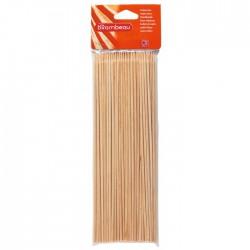 75 Brochettes en bambou - BIRAMBEAU - Accessoires / Dessous de plat - BR-075809