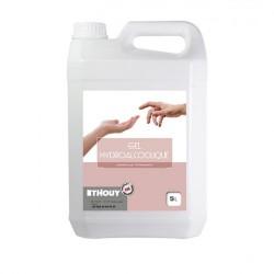 Gel hydroalcoolique antiseptique - 5 L - THOUY - Hygiène des mains - B60005B-F