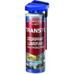 Dégrippant et lubrifiant haute technicité - Transyl - 400 ml - OWATROL - Solvant / Graisse - DE-502047