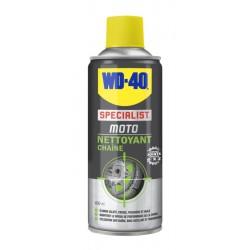 Nettoyant chaîne - Spécial moto - 400 ml - WD-40 - Lustrage et entretien - DE-217778