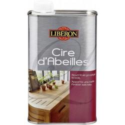 Cire d'abeille liquide - Chêne doré - 500 ml - LIBERON - Entretien du bois - DE-224709