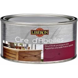 Cire d'abeille en pâte - Incolore - 250 ml - LIBERON - Entretien du bois - DE-224782