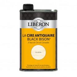 Cire d'antiquaire liquide - Black Bison - Incolore - 500 ml - LIBERON - Entretien du bois - DE-536714