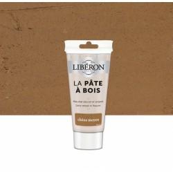 Pâte à bois - Chêne moyen - 150 Grs - LIBERON - Réparation et rénovation du bois - DE-535856