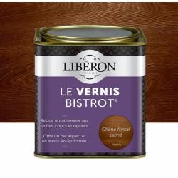 Le Vernis Bistrot - Chêne foncé - 500 ml - LIBERON - Réparation et rénovation du bois - DE-536508