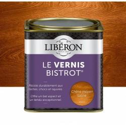 Le Vernis Bistrot - Chêne moyen - 500 ml - LIBERON - Réparation et rénovation du bois - DE-536490