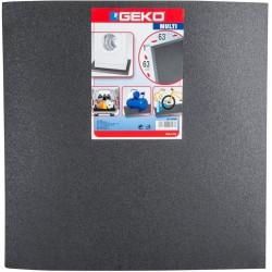 Plaque anti-vibration et antichoc - 63 cm - GEKO - Étanchéité / Isolation - GE600106