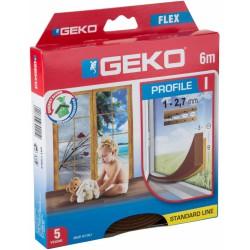 Joint en mousse PVC pour calfeutrage - 6 M - GEKO - Étanchéité / Isolation - DE-517376