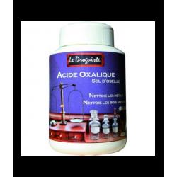 Acide Oxalique - 400 Grs - LE DROGUISTE - Réparation et rénovation du bois - DE-609255