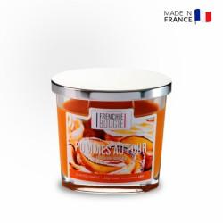 Bougie parfumée - Pomme au four - 18 heures - Frenchie Bougie - BOUGIES LA FRANCAISE - Bougies parfumées - DE-465584