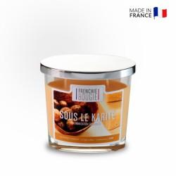 Bougie parfumée - Sous le Karité - 18 heures - Frenchie Bougie - BOUGIES LA FRANCAISE - Bougies parfumées - DE-465568