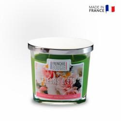Bougie parfumée - Fleur d'été - 18 heures - Frenchie Bougie - BOUGIES LA FRANCAISE - Bougies parfumées - DE-461566
