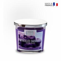 Bougie parfumée - Myrtilles sauvages - 18 heures - Frenchie Bougie - BOUGIES LA FRANCAISE - Bougies parfumées - DE-465576