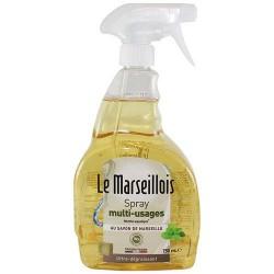 Nettoyant multi-usages au savon de marseille - 750 ml - LE MARSEILLOIS - Produits multi-usages - DE-429696