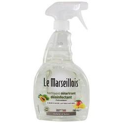 Détartrant 4 en 1 - 750 ml - LE MARSEILLOIS - Hygiène de la maison - DE-429704