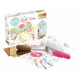 Coffret Atelier Roll'Cake - SCRAPCOOKING - Accessoires de patisserie - DE-777615