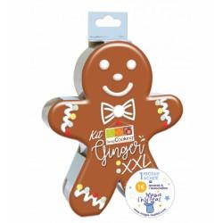 Kit découpoir ginger XXL DIY - SCRAPCOOKING - Accessoires de patisserie - DE-503038