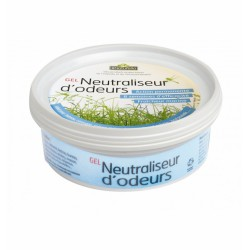 Gel neutraliseur d'odeurs - Marine - 250 Grs - BIO NATURELLA - Désodorisant - DE-503532