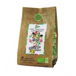 Capsules de café BIO pour Nespresso - Expresso - MAISON TAILLEFER - Café / Thé / Infusion - DE-501768