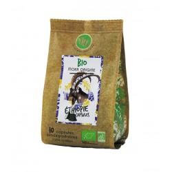 Capsules de café BIO pour Nespresso - Ethiopie - MAISON TAILLEFER - Café / Thé / Infusion - DE-501784
