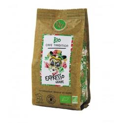 Café Bio en grains - Expresso - 125 Grs - MAISON TAILLEFER - Café / Thé / Infusion - DE-501826