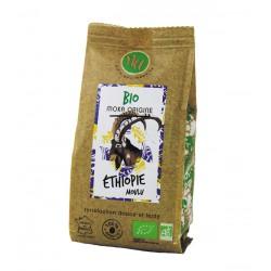 Café Bio moulu - Ethiopie - 125 Grs - MAISON TAILLEFER - Café / Thé / Infusion - DE-501800