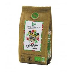 Café Bio moulu - Expresso - 125 Grs - MAISON TAILLEFER - Café / Thé / Infusion - DE-501818