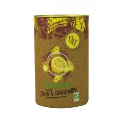 Thé noir Bio - Citron & Gingembre - MAISON TAILLEFER - Café / Thé / Infusion - DE-502303