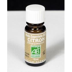 Huile essentielle Bio - Citron - 10 ml - CEVEN AROMES - Huiles essentiellles - DE-467233