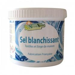 Sel blanchissant textiles - 500 Grs - KINETOIVERT - Détachant pour textile - DE-286088