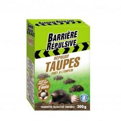Répulsif pour taupes - Prêt à l'emploi - Barrière Répulsive - Taupes - DE-475039