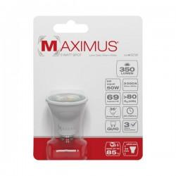 Ampoule LED Spot - GU10 - 5 Watts - Maximus - DURACELL - Ampoules LED - DE-234773