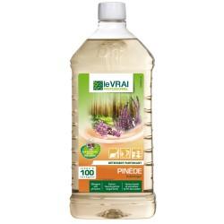 Détergent parfumé longue durée - Pinède - 1 L - LE VRAI PROFESSIONNEL - Produits multi-usages - DE-151340