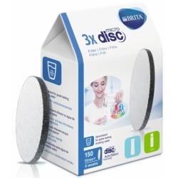 Pack de 3 disques filtrant - Fill & Serve - BRITA - Carafes filtrantes et accessoires - DE-700146