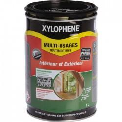 Traitement du bois - Multi-Usages aqueux - 1 L - XYLOPHENE - Réparation et rénovation du bois - BR-602141