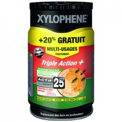 Traitement du bois - Multi-Usages aqueux - 6 L - XYLOPHENE - Réparation et rénovation du bois - BR-602142