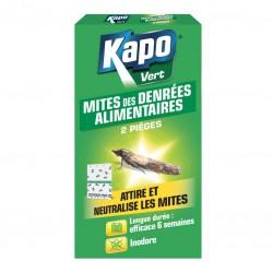 2 pièges à mites - Mites des denrées alimentaires - 6 semaines - KAPO - Insectes volants - BR-112503