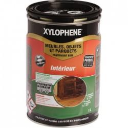 Traitement Meubles, Objets et Parquets - Préventif et curatif - 1 L - XYLOPHENE - Entretien du bois - BR-604141