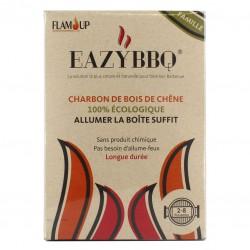 Allume feu - EazyBBQ - 100 % Naturel - FLAM UP - Allume-feux - SE9218