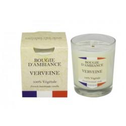 Bougie végétale - France Verveine - ODYSSEE DES SENS - Bougies parfumées - DE-444190