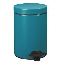 Poubelle 3 L - Cyjeu - Bleu Canard - ROSSIGNOL - Poubelle - DE-549437